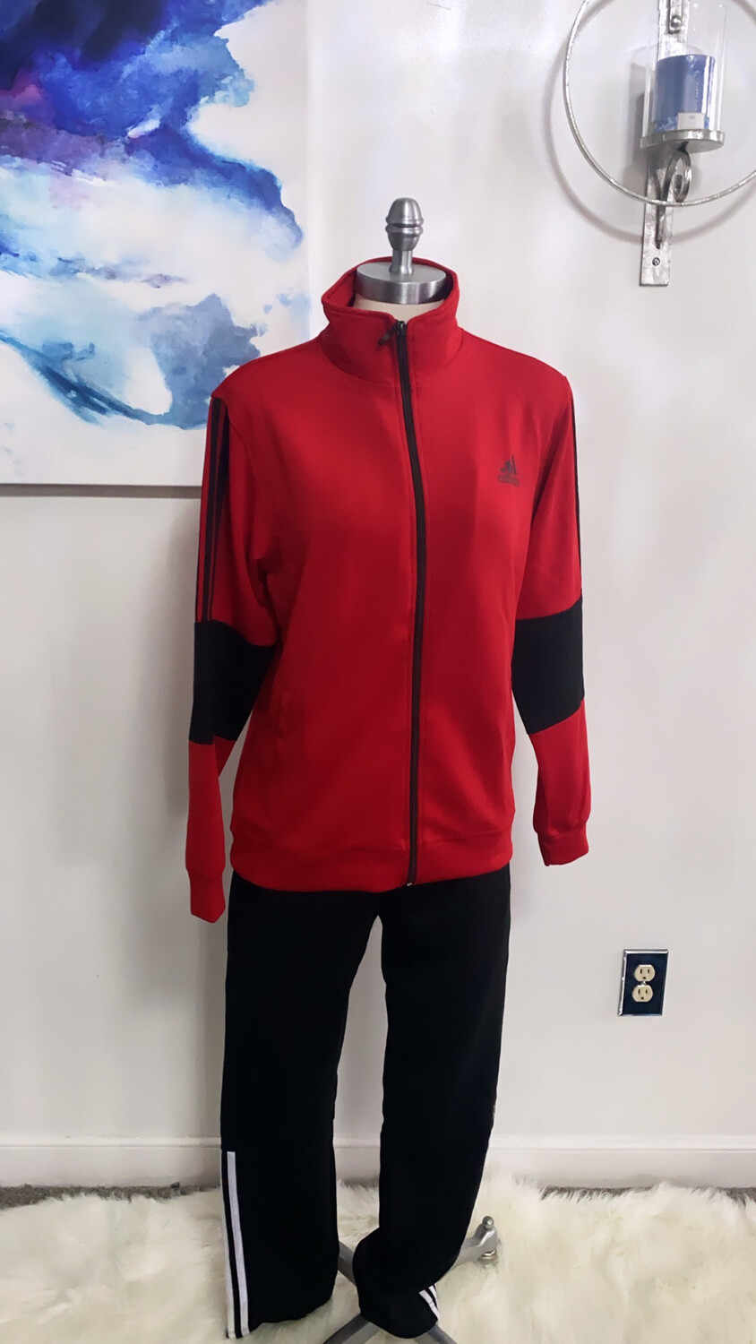 Red Hot Tracksuit