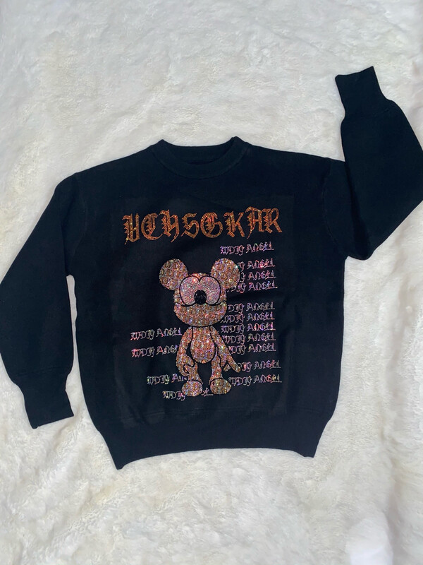 Micky Angel Sweater