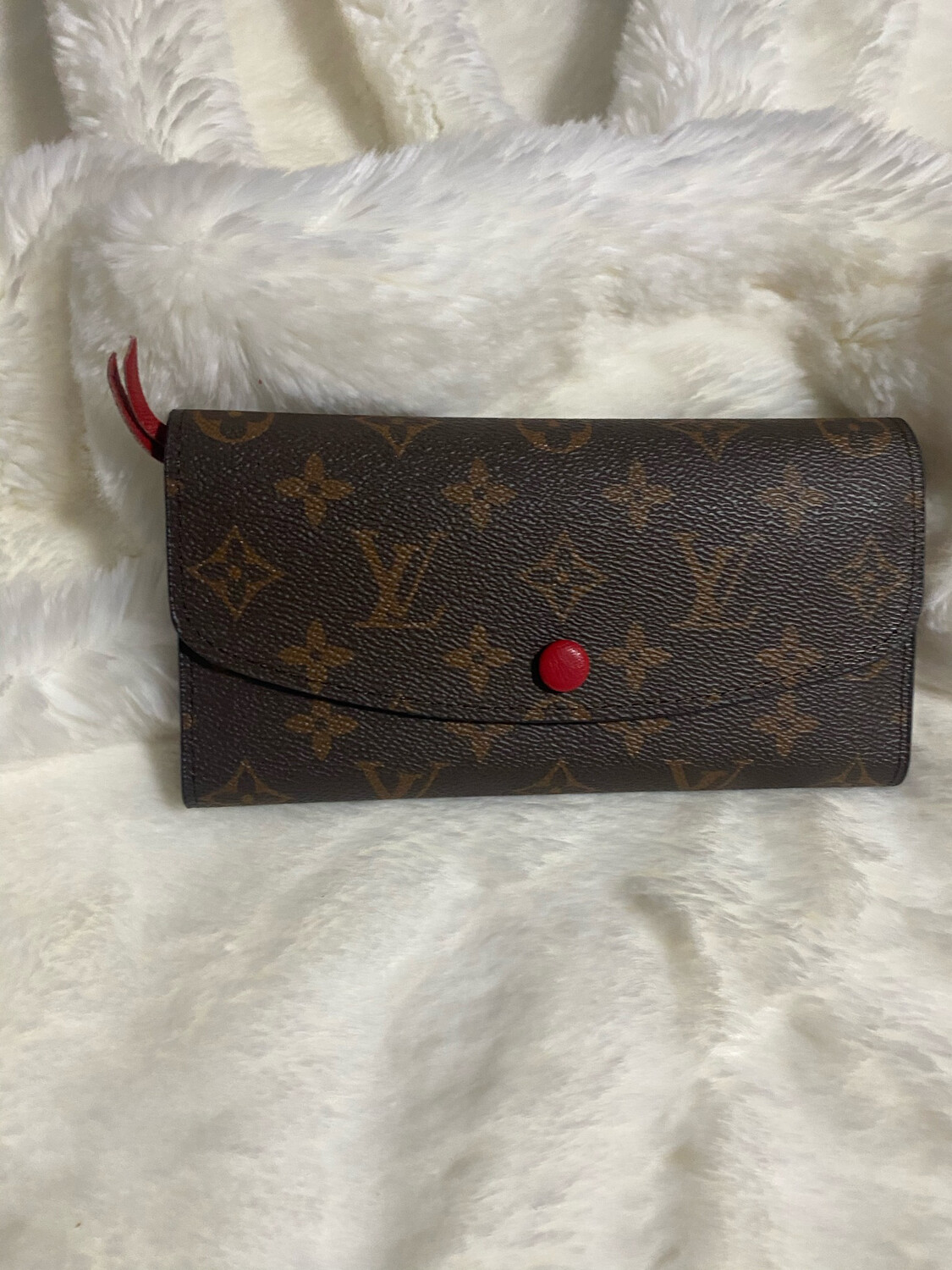 Red Luv Wallet