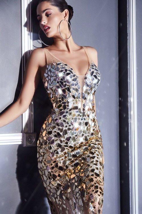 Glam Girl Dress