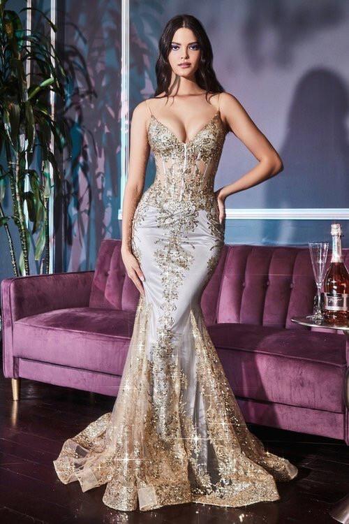 Glitz Gala Dress