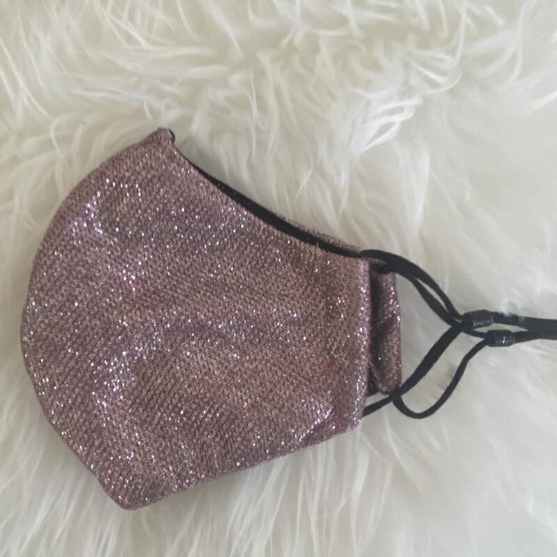Pink Shimmer Mask