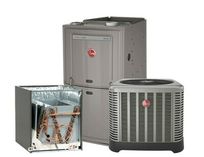 Complete HVAC Units Starting at $6,499