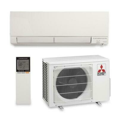 Mitsubishi Ductless Mini Split