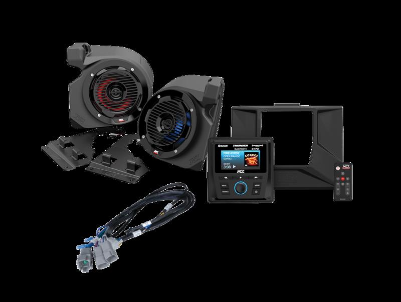 2-Speaker RZR System