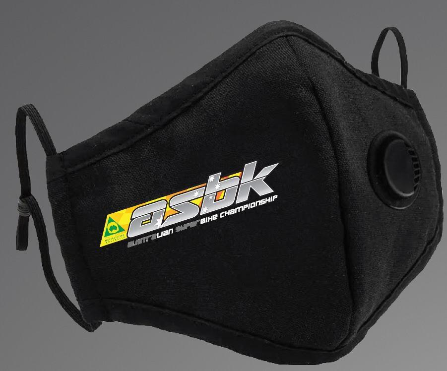 Championship Re-usable Respirator Face Mask