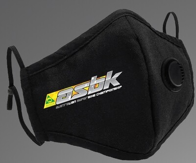 Championship Re-usable Respirator Face Mask - ASBK