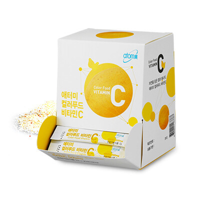 Color Food Vitamin C (500mg)