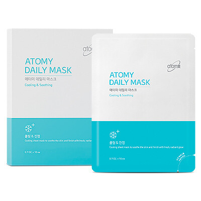 Daily Face Mask -Cooling