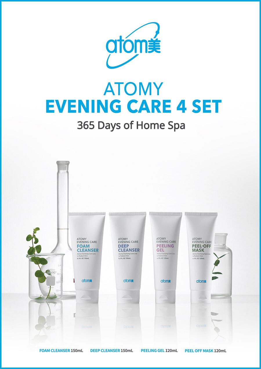 Evening Care 4 Set