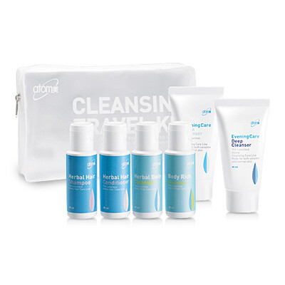 Cleansing Travel Kit
