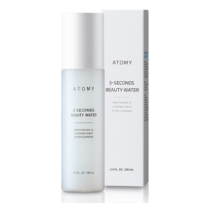 3 second Beauty Water