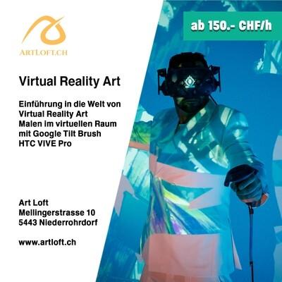 Virtual Reality Art