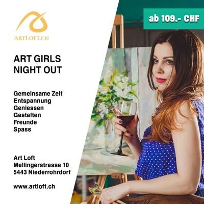Art Girls Night Out