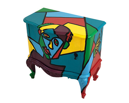 Pablo Picasso Chest - BuBu Collection