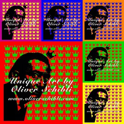 Salvador Dali Kings & Queens Limited Edition Prints