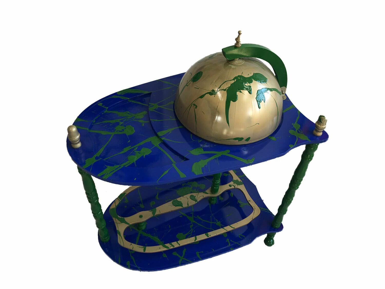 Globusbar Wagen