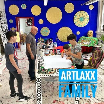 ARTLAXX Family by Oliver Schibli