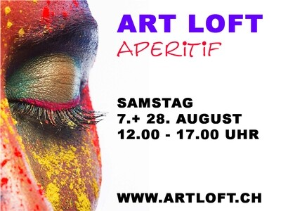 Art Loft Aperitif - 7+28. August