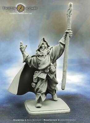 Alanel, Wizard