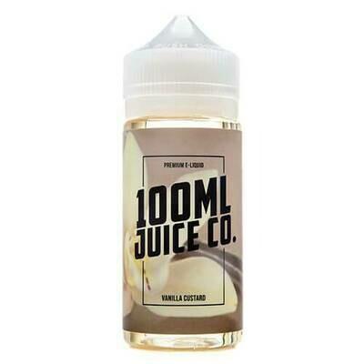 100ml-Vanilla Custard