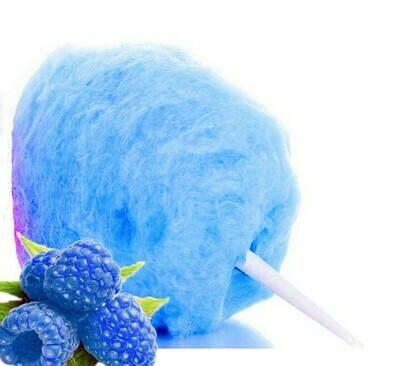 Envy-Blue Raspberry Cotton Candy