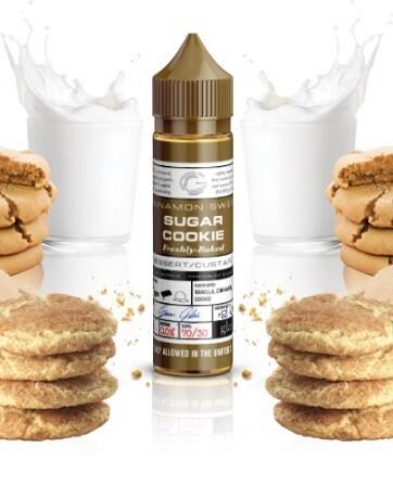 Glas' - Sugar Cookie