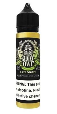 Quiet Owl - Late Night