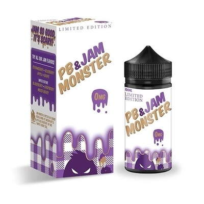 Jam Monster-PB & Grape