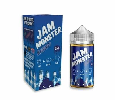 Jam Monster-Blueberry
