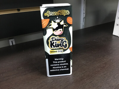 Dairy King-Almond Milk