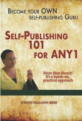 Self Publishing 101 for ANY1