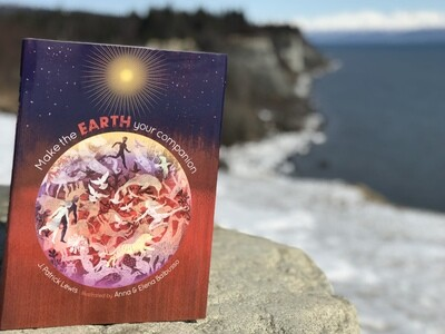 Make the Earth Your Companion (Hard cover)