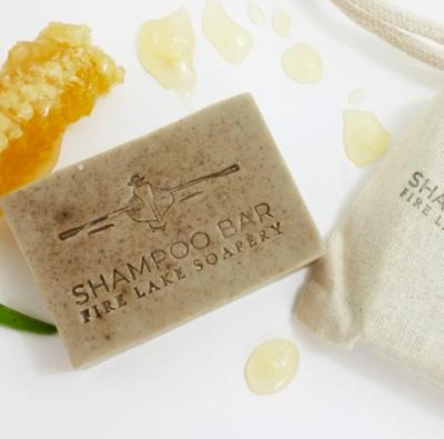 Honey and Patchouli Shampoo Bar