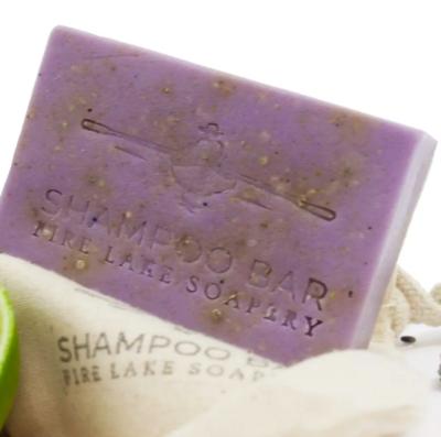 Lavender Lime Shampoo Bar