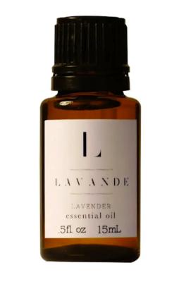 Lavender Essential Oil - .5oz