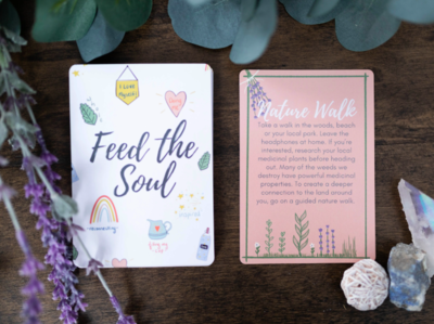 Feed the Soul Deck
