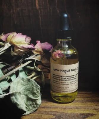 Faerie Magick Body Oil