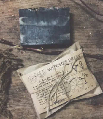 Witch's Brew Natural Soap