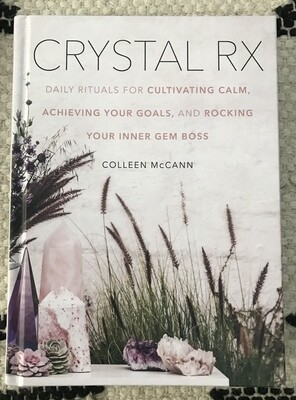 Crystal RX (Hard cover book)