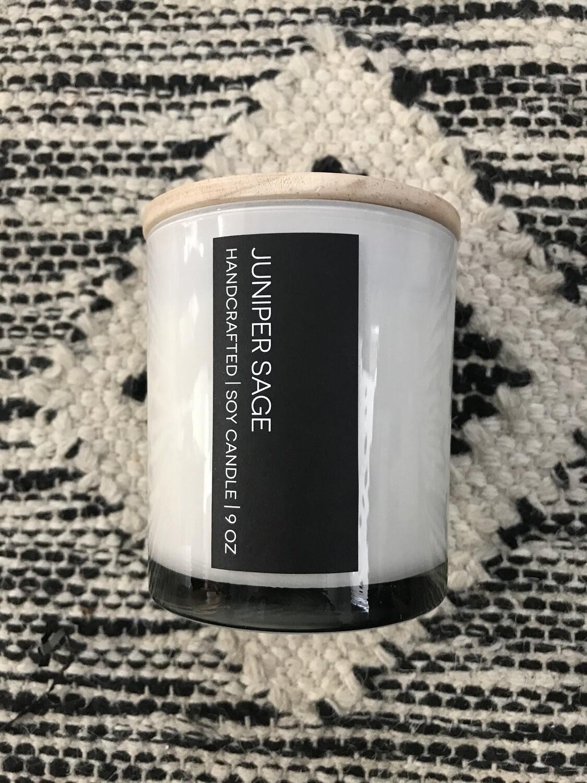 Juniper Sage Soy Candle
