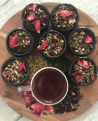 S|P Rust and Stardust Herbal Tea Blend - 8 oz jar