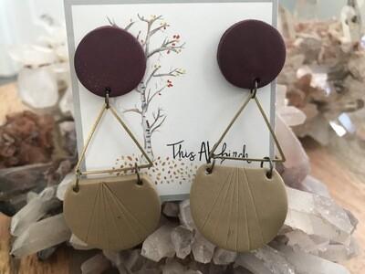 Dangle Earrings - Made in AK