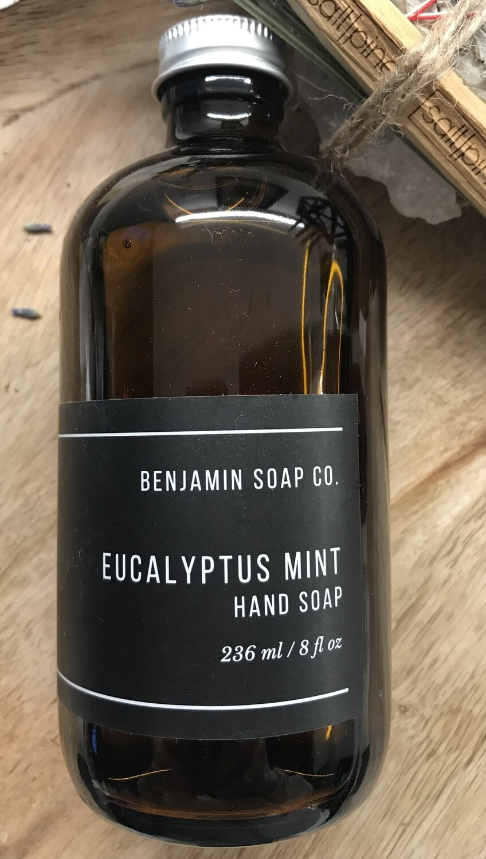 Eucalyptus Hand Soap Refill