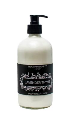Lavender Thyme Body Cream