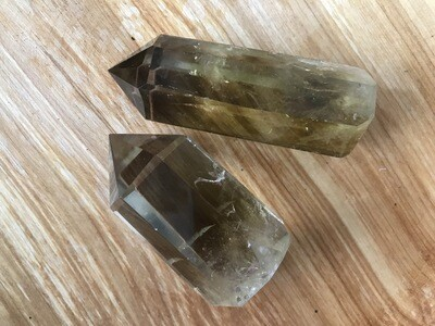 Citrine - Small obelisk/point