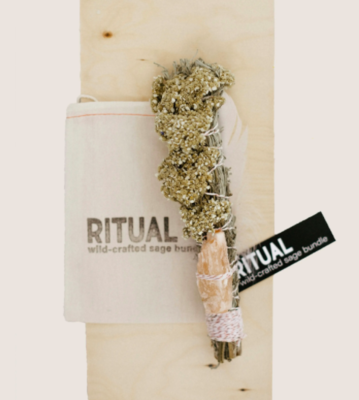 Ritual - Limited Edition Sage and White Yarrow