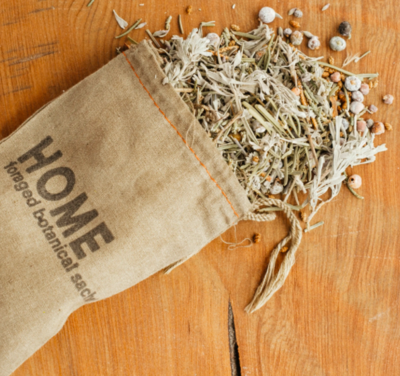 Home - Foraged Botanical Sachet