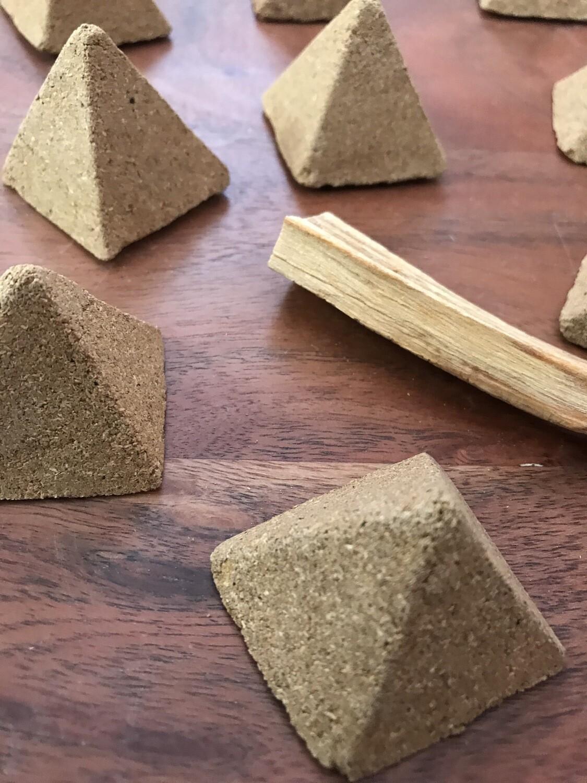 Palo Santo Incense Pyramid