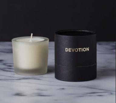 Devotion Votive Candle